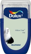 Dulux Willow Tree emulsion tester